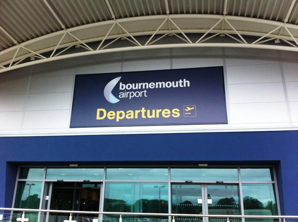 Public Services do emergency simulation at Bournemouth International Airport